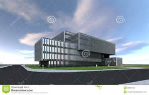 Conceptmodern Architect Concept Modern Building Stock Images Image