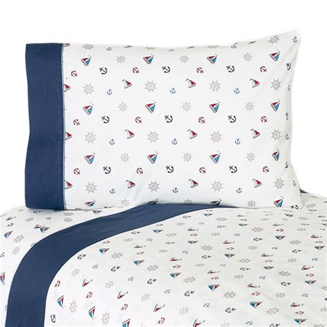 Nautical Bed Sheets by Nautical Themed Boys Bedding Or Comforter