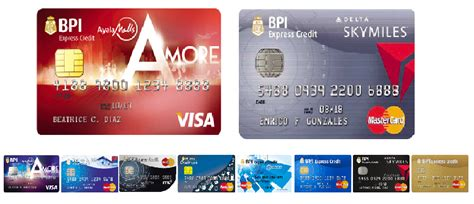 how to make advance in bpi credit card how to apply for a bpi credit card bpi credit card