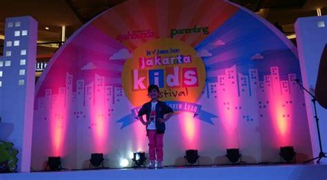 Rok Legging Anak Pastel matahari kembali ambil bagian di jakarta festival