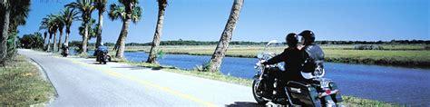 Usa Reisen Motorrad Mieten by Motorradreisen Florida Motorr 228 Der Mieten Florida