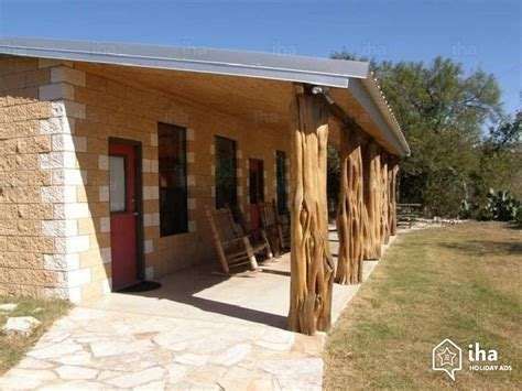 Frio River Cabins by House For Rent In A Property In Concan Iha 26626