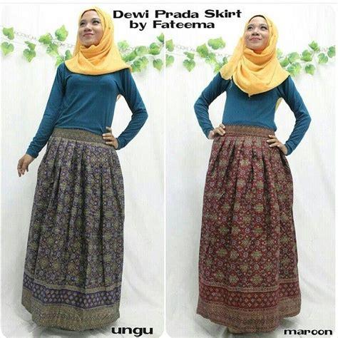 Darmi Rok Balon Skirt Batik 17 best images about batik dan songket on maxi skirts skirts and print skirt