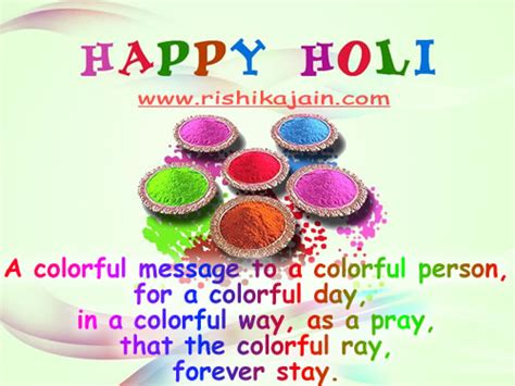 happy holi inspirational quotes pictures