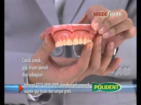 Dentasif Putih Untuk Lem Gigi Palsu 3 gigi palsu syahrini copot bukan 4 mata funnydog tv