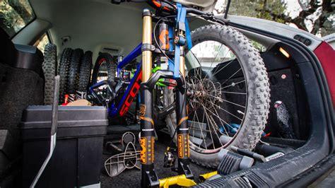 Fahrradhalter Auto by Bikeinside Innenraum Fahrradtr 228 Ger Fahrradtransport Im