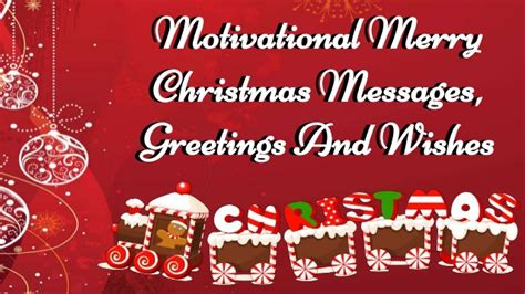 motivational merry christmas messages   wishes