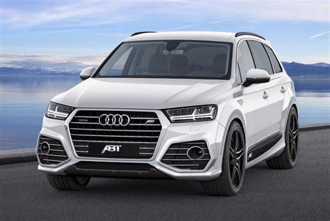 Audi Qs Price by Abt Dresses Audi Q7 In Sportier Clothes Calls It The Qs7