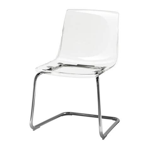 ikea clear chair tobias chair ikea