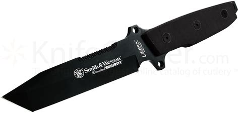 smith and wesson security smith wesson homeland security black g10 handle plain