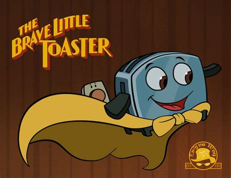 Cartoon Movie With Toaster 17 Best Images About Brave Little Toaster On Pinterest
