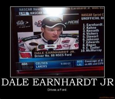 Dale Earnhardt Meme - anti ford jokes kappit