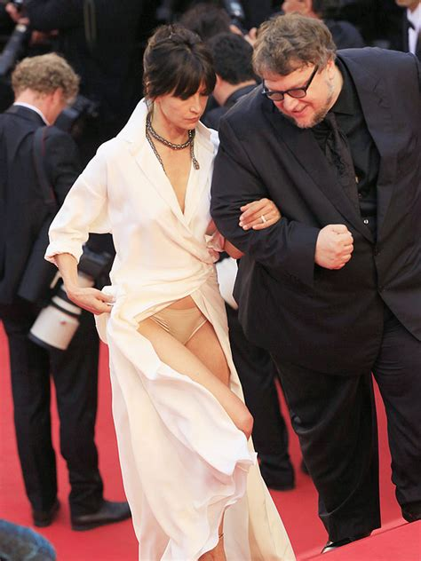 famous female movie stars 2016 cannes 2015 french actress sophie marceau flashes
