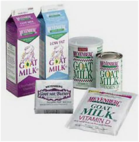 Mawadda Fresh And Goat Milk news fancy food show favorite find meyenberg fresh goat milk the nibble adventures
