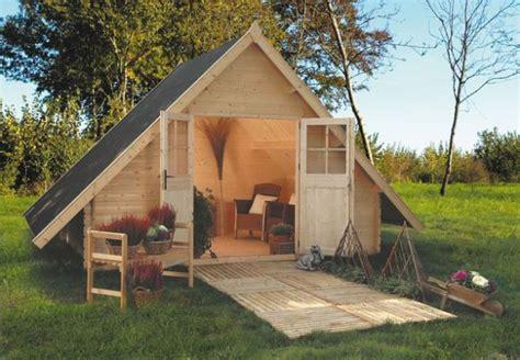 Amenager Une Cabane De Jardin