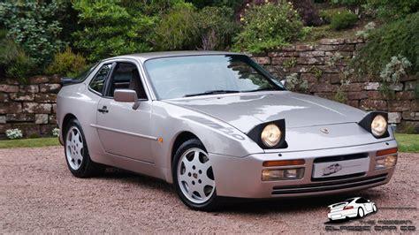 silver porsche 944 turbo s silver