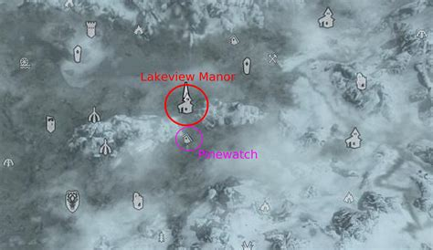 where is the land in Falkreath Hold in skyrim hearthfire