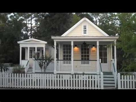 katrina cottages for sale in mississippi steve mouzon cottages cottage square ms youtube