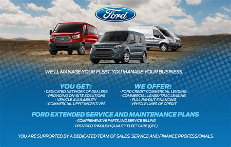 ford commercial ford business solutions capital ford charlotte