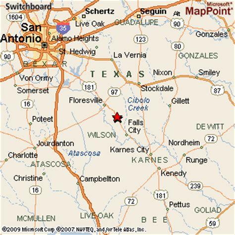 poth texas map poth texas
