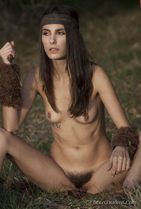 Pinkfineart Roarie Wild Hairy From Bare Maidens