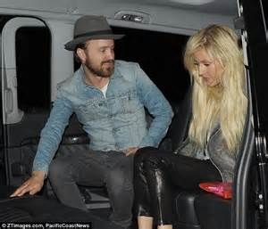 New Beckham Edward 8095 ellie goulding and aaron paul with david beckham at the chiltern firehouse daily mail