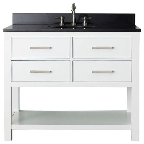 avanity 42 in vanity combo contemporary