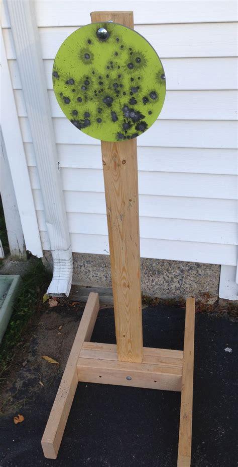 diy steel target stand cheap diy steel target holder team ar 15