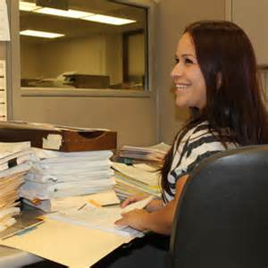 Jessica Vega A Judicial Assistant Is Among Many Court
