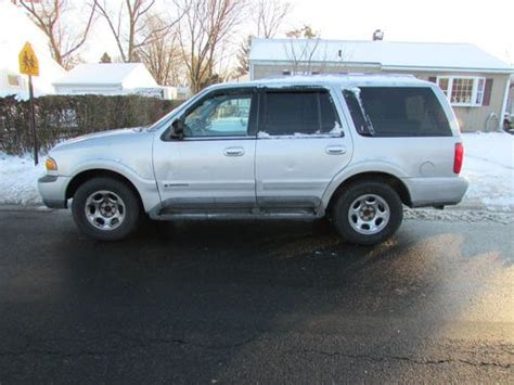 on board diagnostic system 2002 lincoln navigator lane departure warning sell used 1998 lincoln navigator base sport utility 4 door 5 4l in milford connecticut united