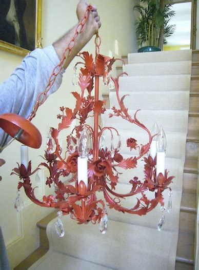 kronleuchter gezeichnet uglythenpretty painted chandelier
