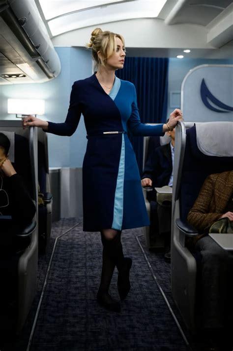 flight attendant premiere review  descent