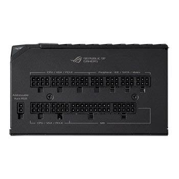 asus rog thor 850w platinum psu power supply ln93180 90ye0090 b001n0 scan uk