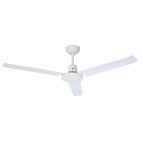 3 blade ceiling fan arlec 140cm white 3 blade high velocity ceiling fan