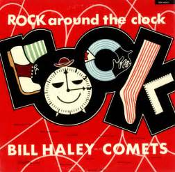 We re gonna rock around the clock bill haley and his comets