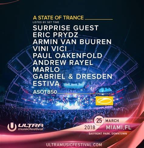 music trance live asot ultra music festival in miami 2018 live armin van
