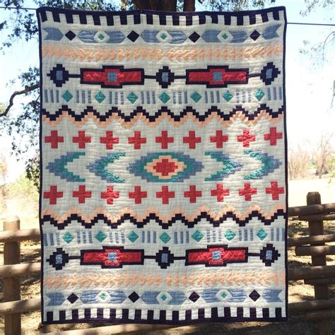 Navajo Quilts by 1000 Images About Southwestern Quilts Fabrics On