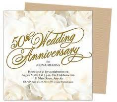 50th Wedding Invitation Templates by 50 Anniversary Invitations Template Best Template Collection