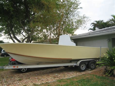 sport fishing boat hulls for sale 25 seavee project boat the hull truth boating and
