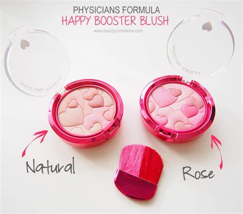 Physicians Formula Usa Happy Booster Glow Mood Boosting Blush 1 review physicians formula happy booster glow mood