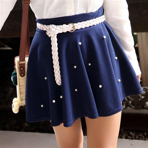 half length pleated skirt az1 on luulla