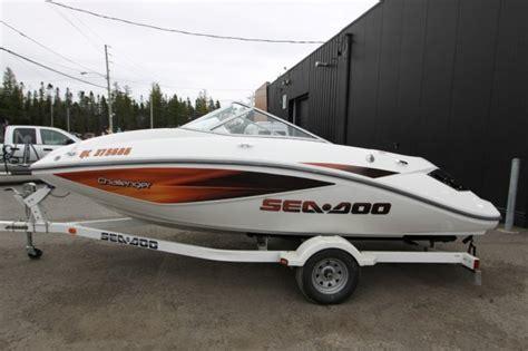 motor boat challenge brp sea doo challenger 180