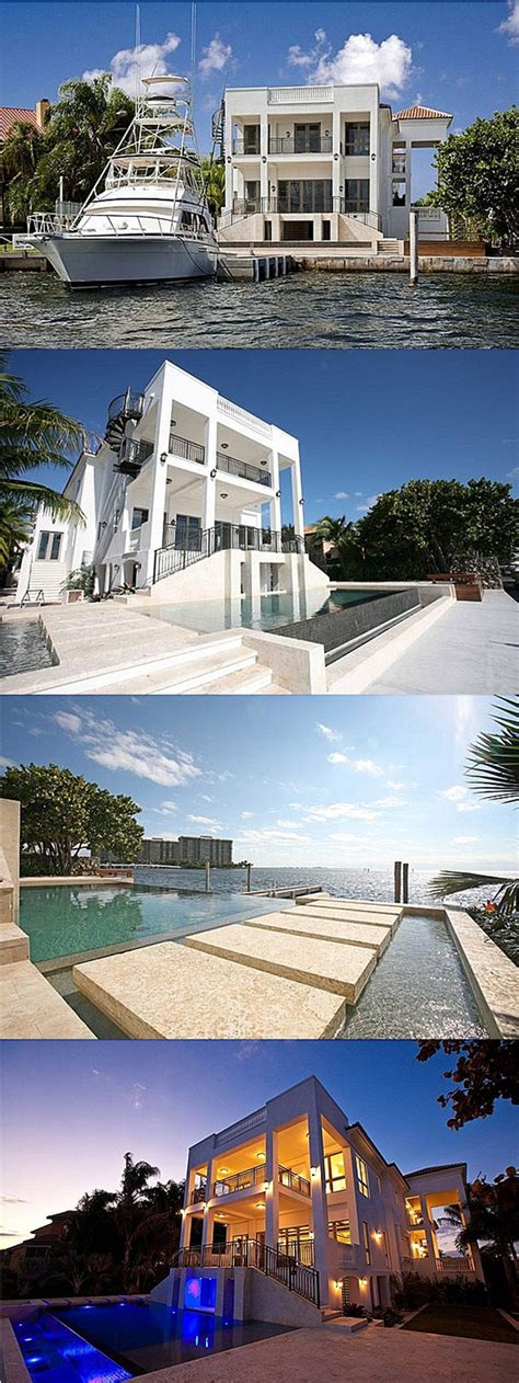 lebron james miami house most amazing celebrity homes in miami miami design district
