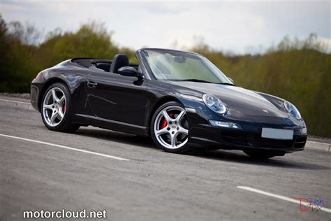 porsche convertible black the 911 years professional pictures motorcloud