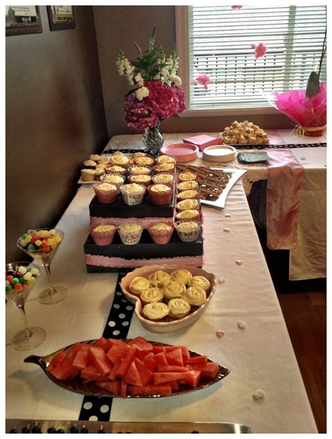 Food For Bridal Shower by Bridal Shower Food Bridal Shower