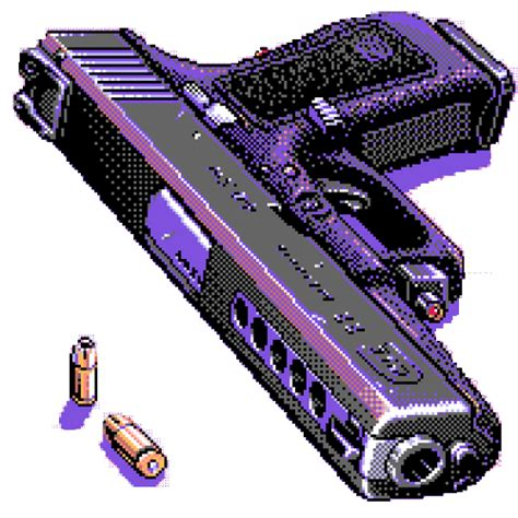 pixel car transparent pixel weapon