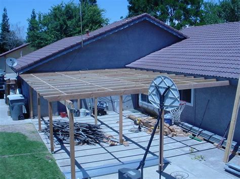 How To Build A Patio Cover by How To Build A Patio Cover New Style Acvap Homes How