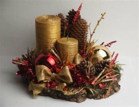 imagenes navideñas rusticas como hacer centros de mesa para navidad facilisimo com