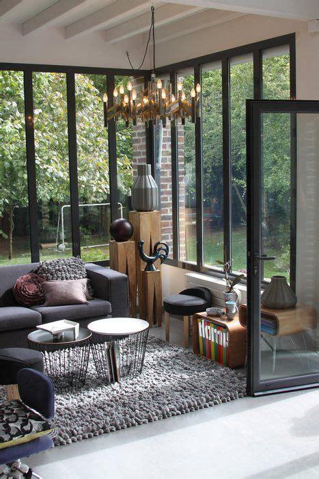 veranda deko exemple d 233 co entree v 233 randa coins et nature