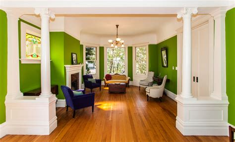 awe inspiring lime green interior paint ideas in living room eclectic design ideas with